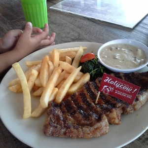 Sirloin Wagygu Steak